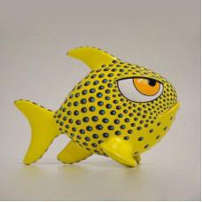 Рыбка из пенопласта